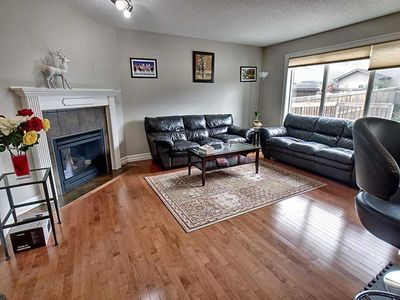 Photo for LUXURIOUS 3-BEDROOM HOUSE IN SOUTHEAST EDMONTON
