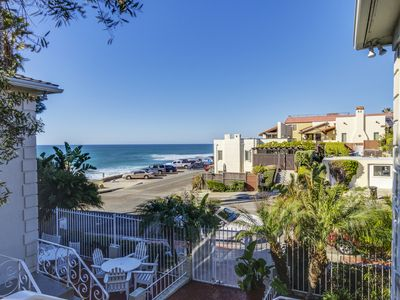 Ocean Front Condo at Windansea Beach