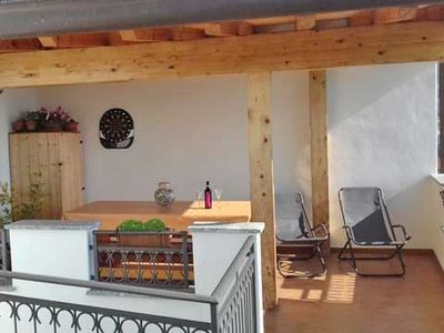 Photo for Casa Susana is a beautiful, cozy 3-room apartment with a large covered terrace and beautiful lake vi