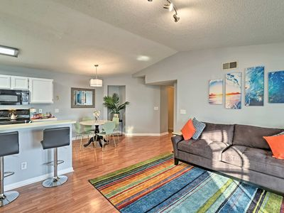 Photo for Updated Condo w/Pool Access Mins to Surfside Beach