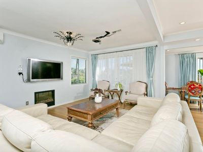 Photo for 【Beachside Paradise Plus】Comfort&Luxury house with stunning sea view in Auckland
