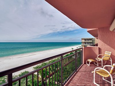 Spectacular beach views from this spacious 3/3 unit (TR602)