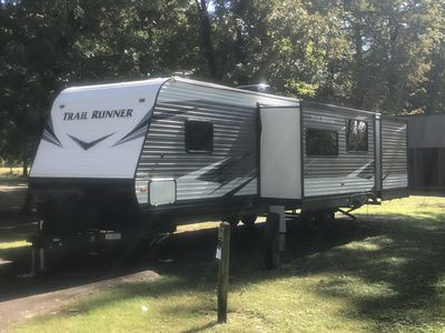 Photo for 33ft TrailRunner Camper