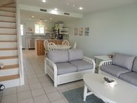 Beautiful condominium & perfect location made for most relaxing vacation.