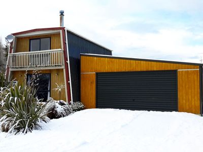 Photo for Central Plateau/Tongariro Alpine Getaway - National Park Holiday Home