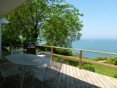 Photo for NEW LISTING ~ Lake Michigan Getaway Close To Downtown New Buffalo!
