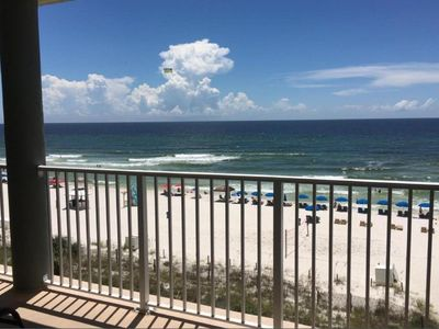 Photo for Long Beach Resort/4th floor/2 Bdrm/Best Floorplan on Beach/Free Beachchairs/Wifi