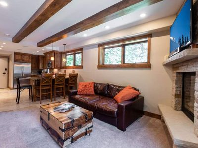 Photo for Villa Cortina Vail Village, Walk To Lifts, Outdoor Heated Pool