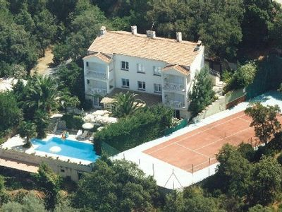 Photo for Sainte-Maxime Villa with private pool and tennis