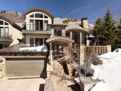 Photo for Luxury, Mountain Townhome in East Aspen