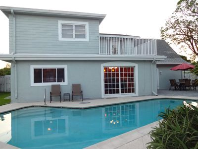 Photo for STUNNING 5 BEDROOM,HEATED POOL,POMPANO BEACH/FORT LAUDERDALE