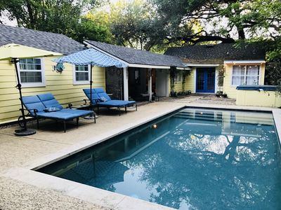 Photo for Zilker Park/DT Oasis w/Private Pool & Hot Tub - Great Location!