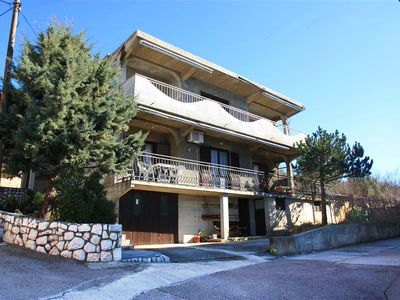"""Photo for Holiday Apartment  """"Sporcic"""" - Apartment for 2-4 persons"""
