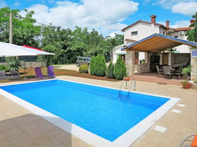 Photo for Vacation home Kos  in Nedescina, Istria - 11 persons, 6 bedrooms