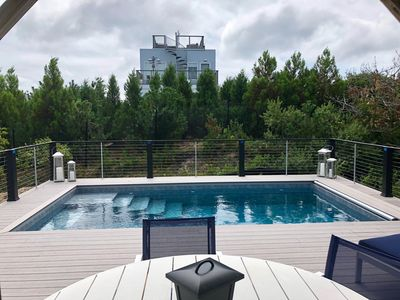 Photo for POOL!  Two Blocks from the Beach!