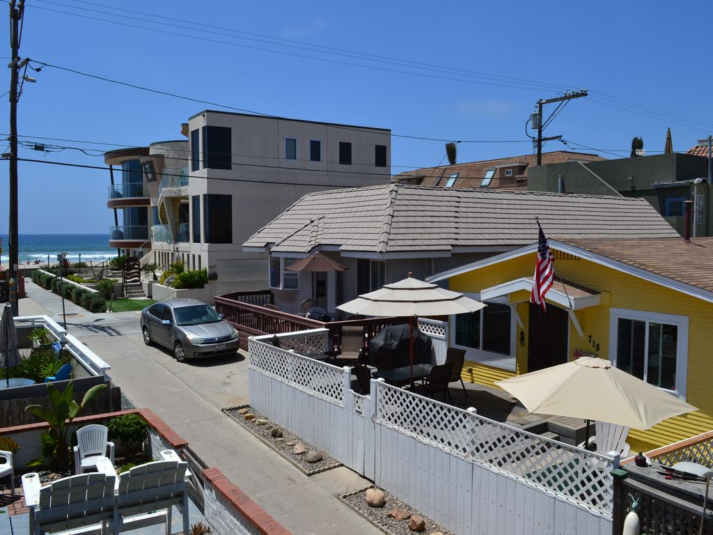 Mission Beach House Al Stella S Cottage Awaits Your Arrival