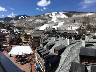 Photo for March 17 - 24, 2018 ~ Luxury 3 Bedroom / 3 Bath Condo Overlooking The Slopes