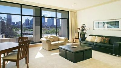 Photo for Superior Apartment with Views Of City