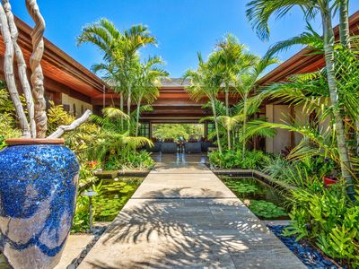Photo for Private*Luxury Home *Golf Course Frontage* Mauna Lani Resort*Close to Ocean*