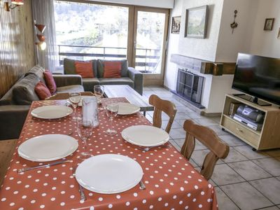 Photo for Apartment Les Platanes E3 in Nendaz - 6 persons, 2 bedrooms
