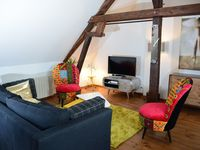 Cool loft in the heart of Epernay