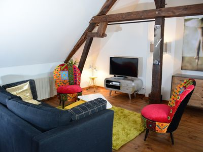 Photo for 2BR Apartment Vacation Rental in Épernay, Grand Est