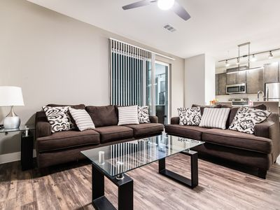 Photo for Urbanliving at Craig Ranch - fully furnished