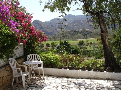 Photo for Cortijo Grande - Two bed holiday home, beautiful valley nr Mojacar,  South Spain