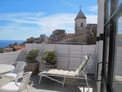 Photo for Old town house with roof terrace and magnificent views