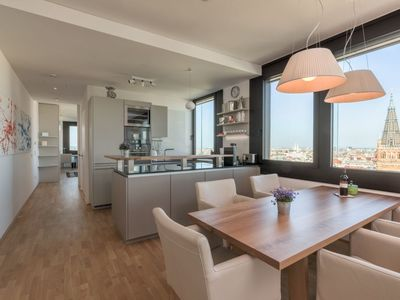 Photo for Panoramic suites with views over Vienna