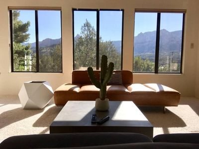 Photo for Big Hit Sedona Uptown View House