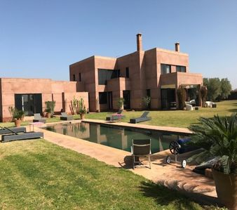 Photo for 4BR House Vacation Rental in douar mousa, Marrakech-Safi