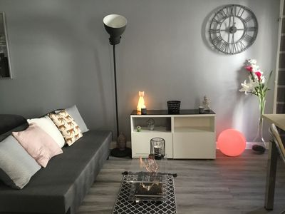 Photo for Cozy apartment, renovated, Terrace. Close to MONTPARNASSE station