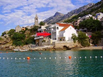Photo for 1BR Apartment Vacation Rental in Pisak, Riviera Omis