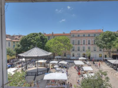 Photo for 3G. Cozy studio well equipped, perfect location in the heart of Old Antibes!