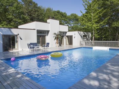 Photo for East Hampton Village Estate - Modern Newly Remodeled Retreat on 2+ Acres