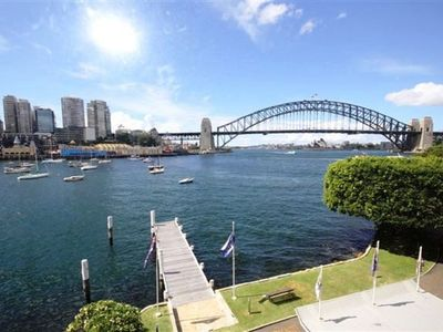 Photo for 2 BEDROOM APARTMENT WATER VIEWS - MCMAHONS POINT