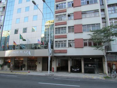 Photo for A silent and sunny 2 bedrooms in Copacabana