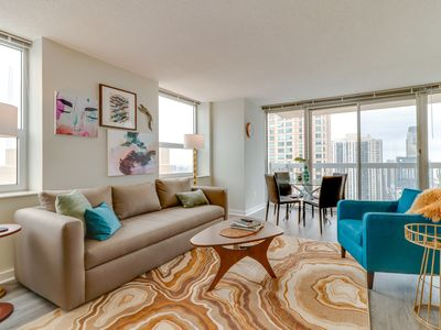Photo for Lakeview Grand Plaza suite w/private balcony, shared pool, sauna, fitness center