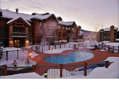 Photo for Private Shuttle in Ski Season,Indoor & Outdoor Heated Pools (202882-11184)