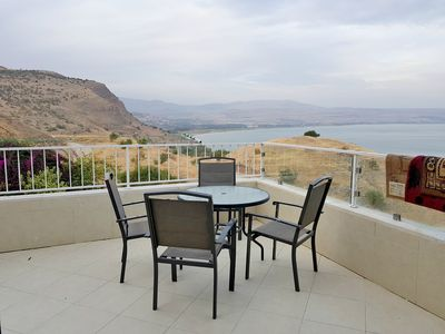 Photo for Homely Unit with a View for a Group Stay