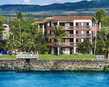 Photo for Two bedroom fully equipped west Maui oceanfront condo.