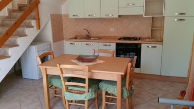Photo for Apartment in Italy with Parking, Terrace, Washing machine (645011)