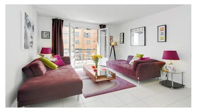 Photo for Superb Stylish Nice Port 2 Bedroom Apartment