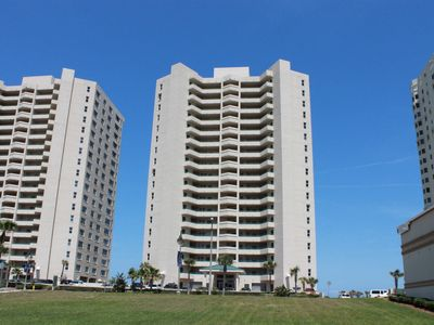Photo for Ocean Front Beach Condo for Your Unforgettable Vacation