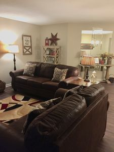 Photo for Very Nice 2-Bed, 2-Bath Condo, Just Steps Off the No. 1 Green in Pointe Royale