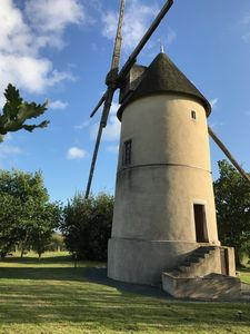 Photo for Unique Windmill In The Vendee Region Of France
