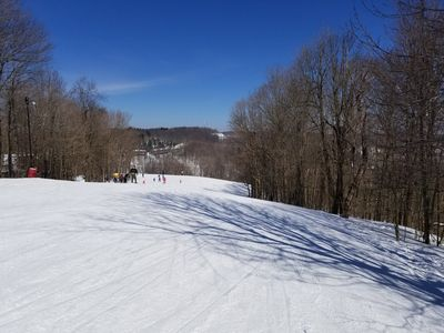 Photo for Are you ready for some skiing!!   Hidden Valley Ski Resort.