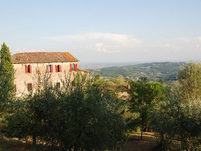 Photo for Le Vedute 9 In Sant'Andrea in Caprile, Tuscany