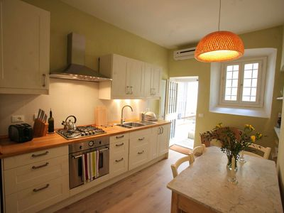 Photo for Romantic Apartment With Garden 2 Minutes' Walk From Pitti Palace